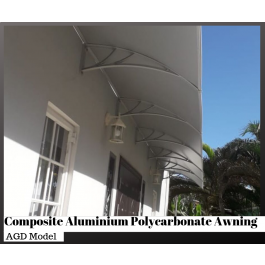 Engineered Composite Awning/Canopy - AGD1200A